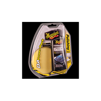 Meguiars DA Power Pack Polishing G3502INT