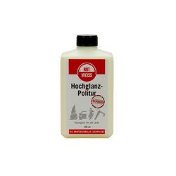 ROTWEISS high gloss polish (500ml)