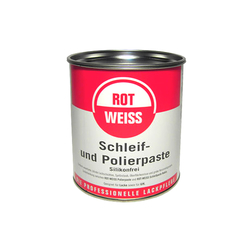 ROTWEISS grinding- and polishing paste (750ml)