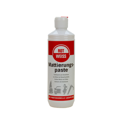 ROTWEISS matting paste (500ml)