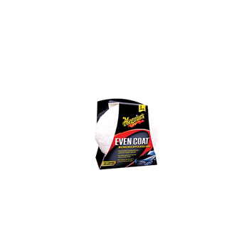 Meguiars Even Coat Applicator Mikrofaser-Auftragsschwämme (2er Pack)