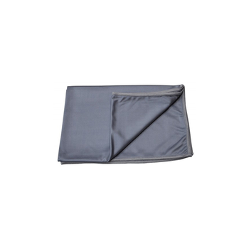 ROTWEISS microfiber cloth TOP-SILK grau (1 pcs.)