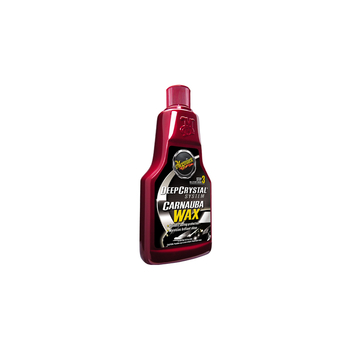 Meguiars Deep Crystal Wax (473ml)