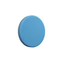 ROTWEISS foam pad, velour, light blue - fine 185 x 25 mm...