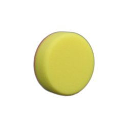 ROTWEISS foam pad, yellow - medium fine 80 x 25 mm (1 pcs.)