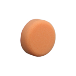 ROTWEISS foam pad, orange - hard 80 x 25 mm (1 pcs.)