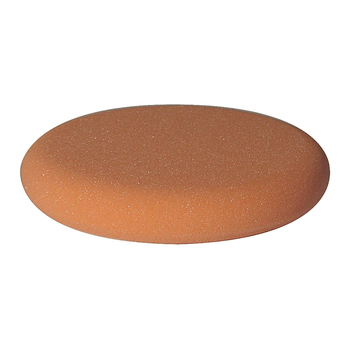MP Polishing sponge Uni 150 mm velcro (orange)